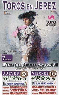 cartel plaza de toros de jerez 2013