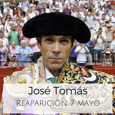 reaparición José Tomás 2016